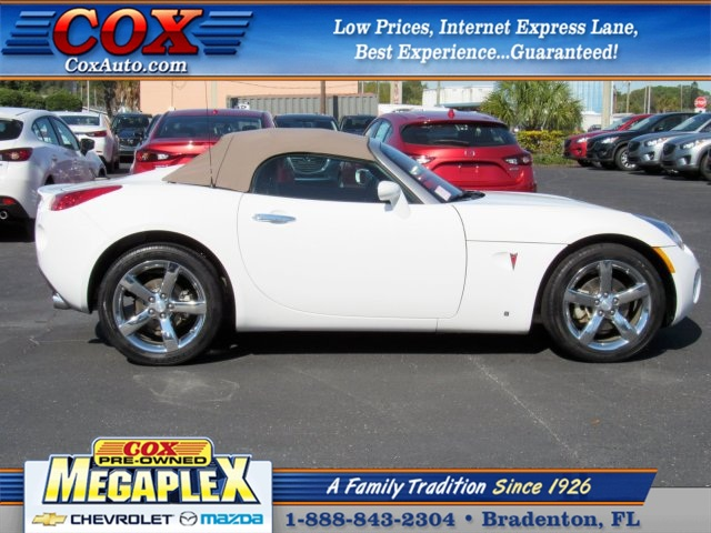 Used Pontiac Solstice Base