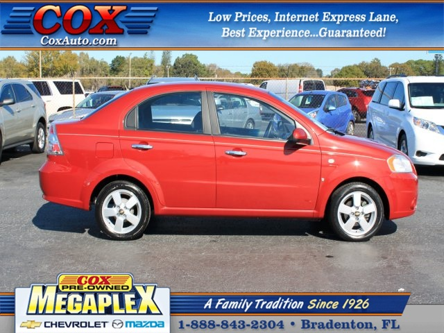 Used Chevrolet Aveo LT